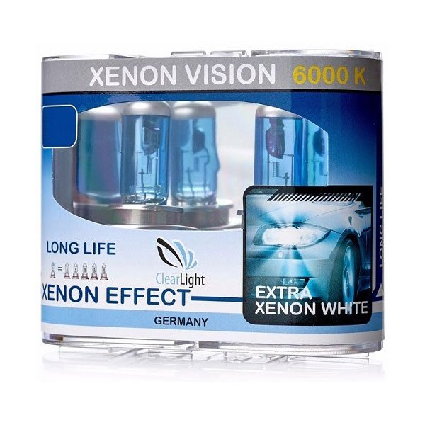 ClearLight HB4 12V-55W Xenon Vision