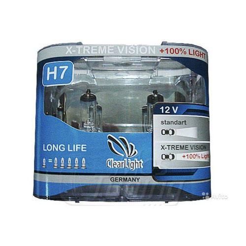 ClearLight H1 12V-55W X-treme Vision +100% Light