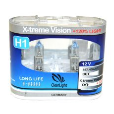 ClearLight H1 12V-55W X-treme Vision +120% Light