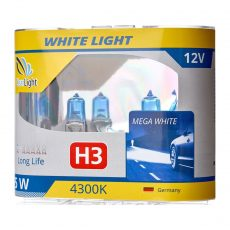 ClearLight H3 12V-55W WhiteLight