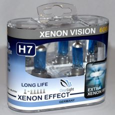 ClearLight H7 12V-55W Xenon Vision