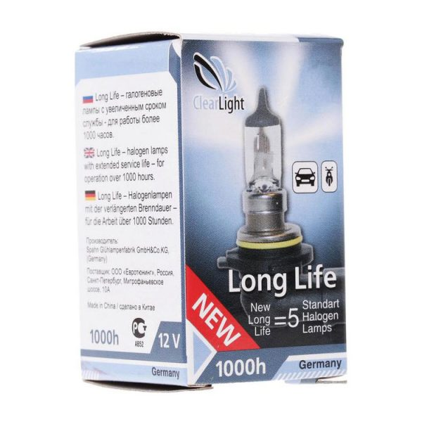 ClearLight HB4 12V-55W LongLife