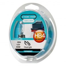 ClearLight HB4 12V-55W X-treme Vision +120% Light