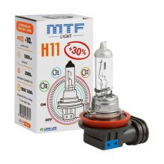 MTF H11 12V-55W Standard +30%