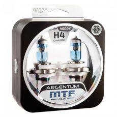 MTF H4 12V-60/55W Argentum +80% Light