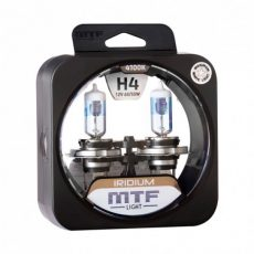 MTF H4 12V-60/55W Iridium Light