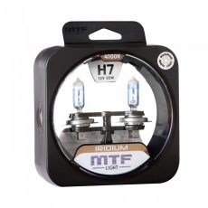 MTF H7 12V-55W Iridium Light