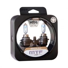 MTF HB4(9006) 12V-55W Iridium Light