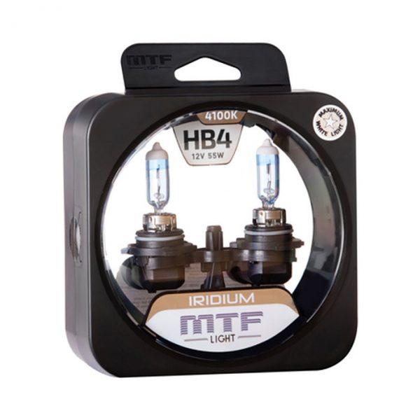 MTF HB4(9006) 12V-55W Iridium Light