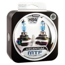 MTF HB4 9006 (55W 12V) Argentum +80%