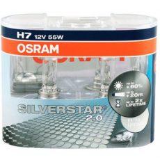 Osram H7 (55W 12V) Silverstar 2.0