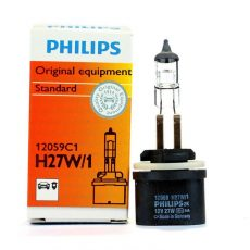 PHILIPS 12V-27W, H27W/1