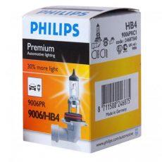 PHILIPS Premium, 12V, 51W, HB4/9006