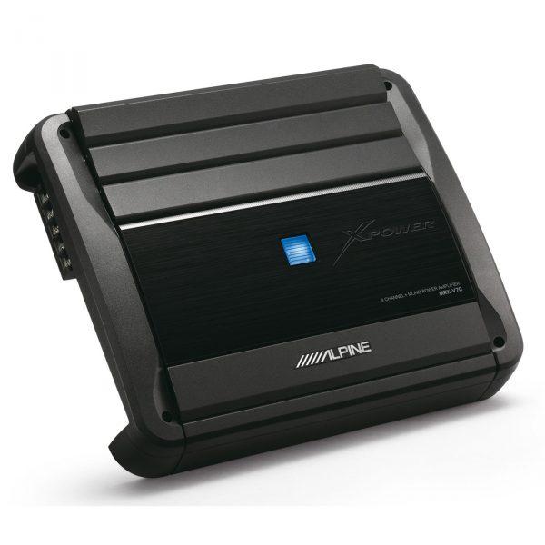 ALPINE MRX-V70 Усилитель